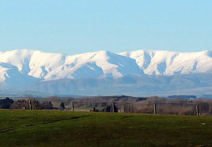omakau mountains