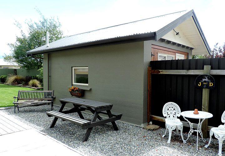 studio unit accommodation
