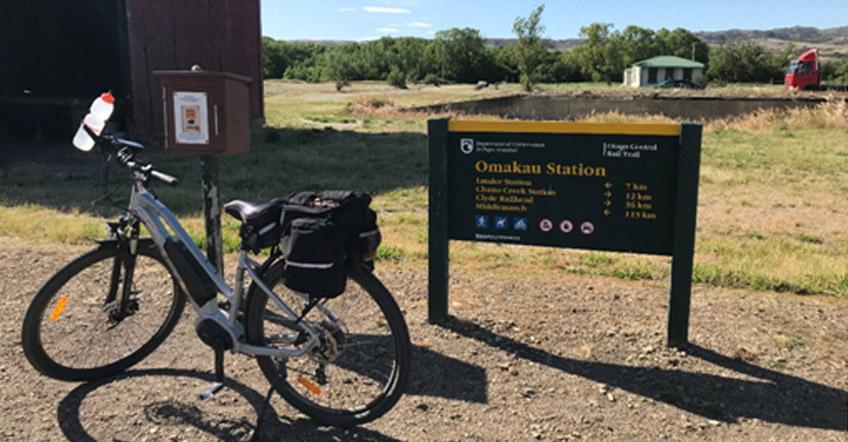 otago trail